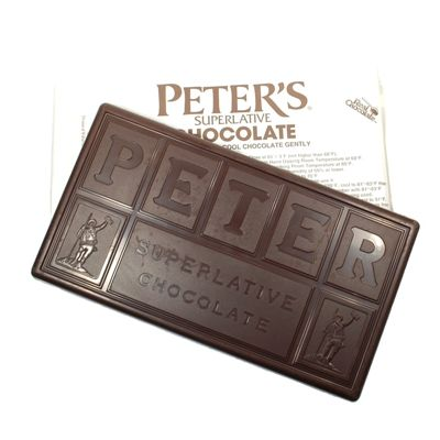 Peters Cambra Bittersweet Chocolate 75 Viscosity 50lb