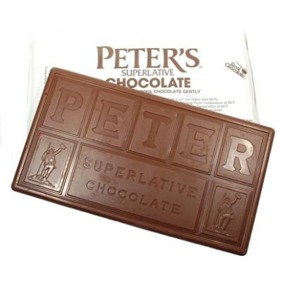 Peter's Chatham Milk Chocolate 140 viscosity 50lb