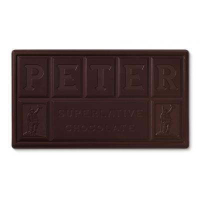Peters 110030417 Marbella Bittersweet Chocolate Block 50lb