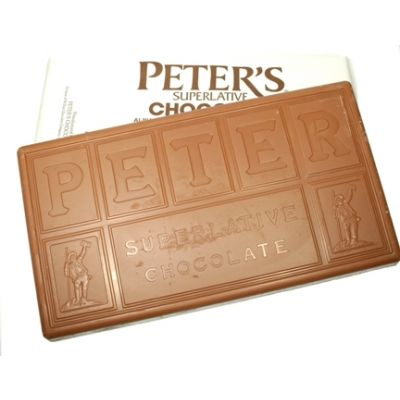 (Not Available by Manufacturer) Peters Ultra Milk Chocolate 160 Viscosity 50lb
